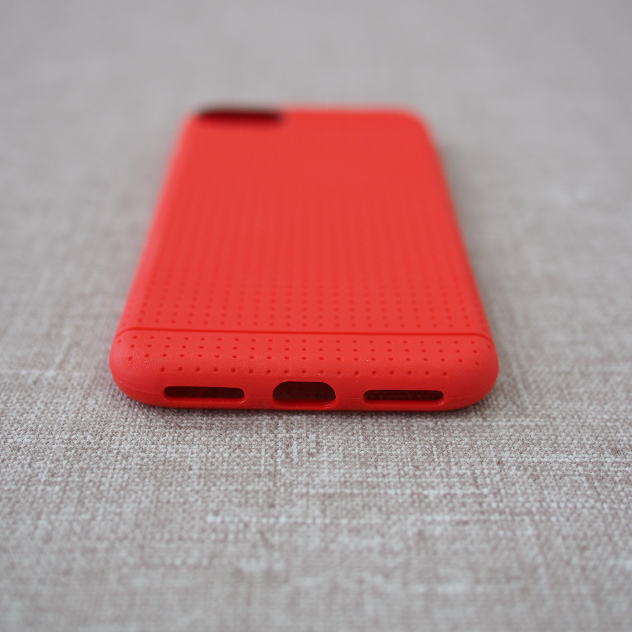Чехол TPU KMC iPhone 8 7 red