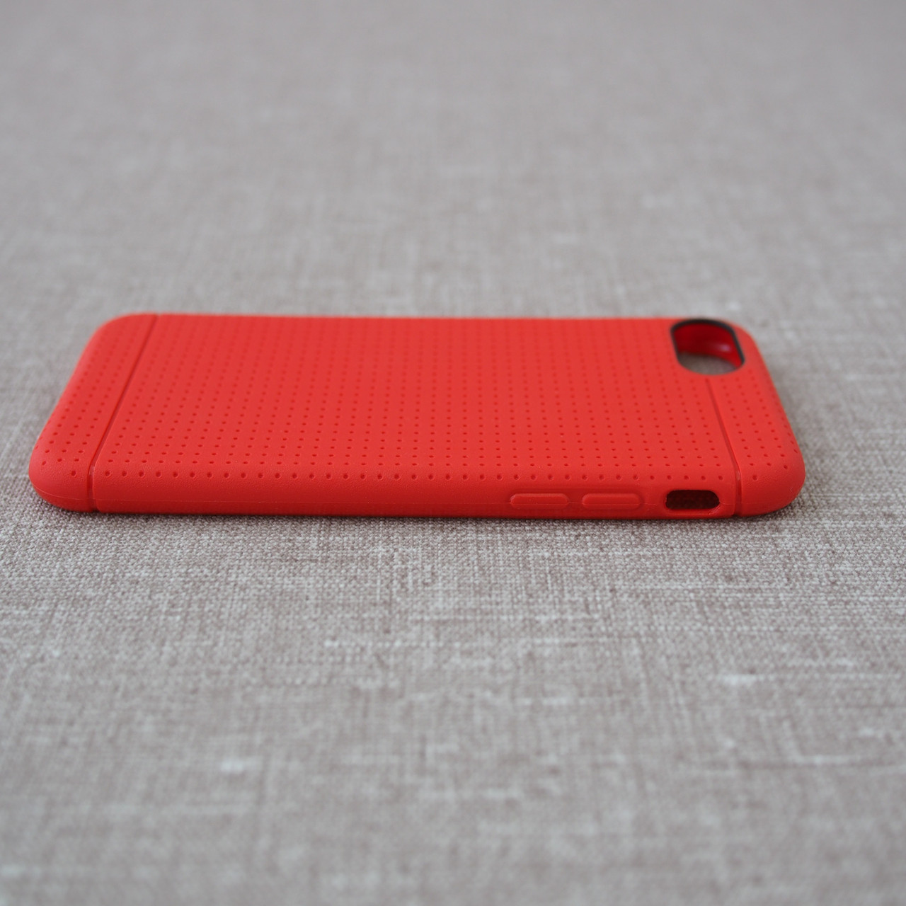 Чехол TPU KMC iPhone 8 7 red Для телефона