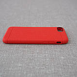 "Чехол TPU KMC iPhone 8/7 {4.7""} red, фото 4"