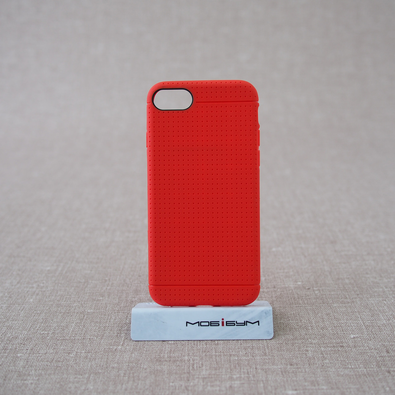 "Чехол TPU KMC iPhone 8/7 {4.7""} red"