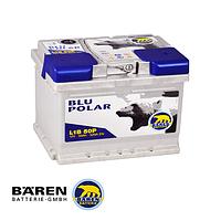 Автомобильные аккумуляторы BAREN BLU POLAR 6СТ-50Аз 520А R