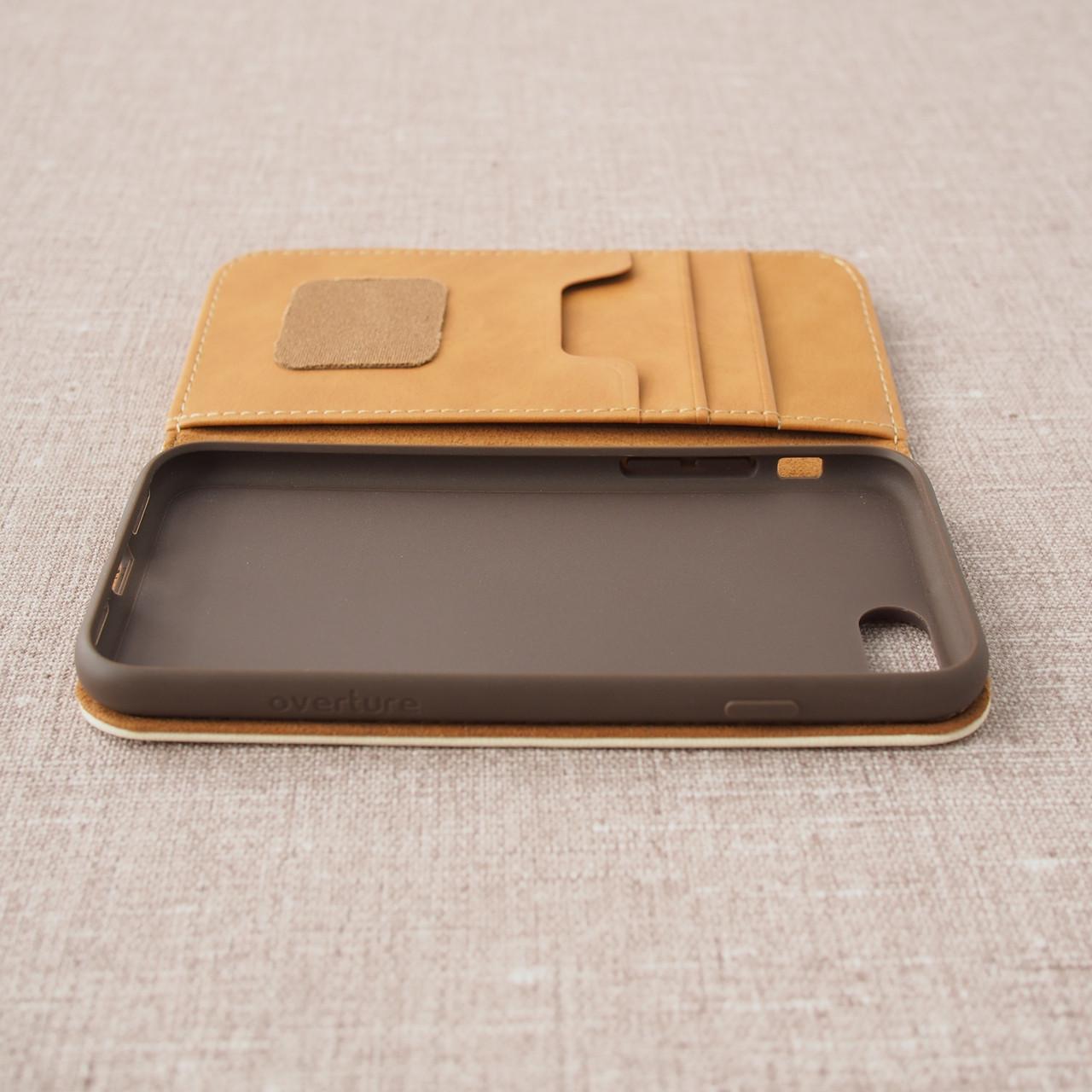 Чехол Moshi Overture Wallet iPhone 7 daisy pink Для телефона Apple