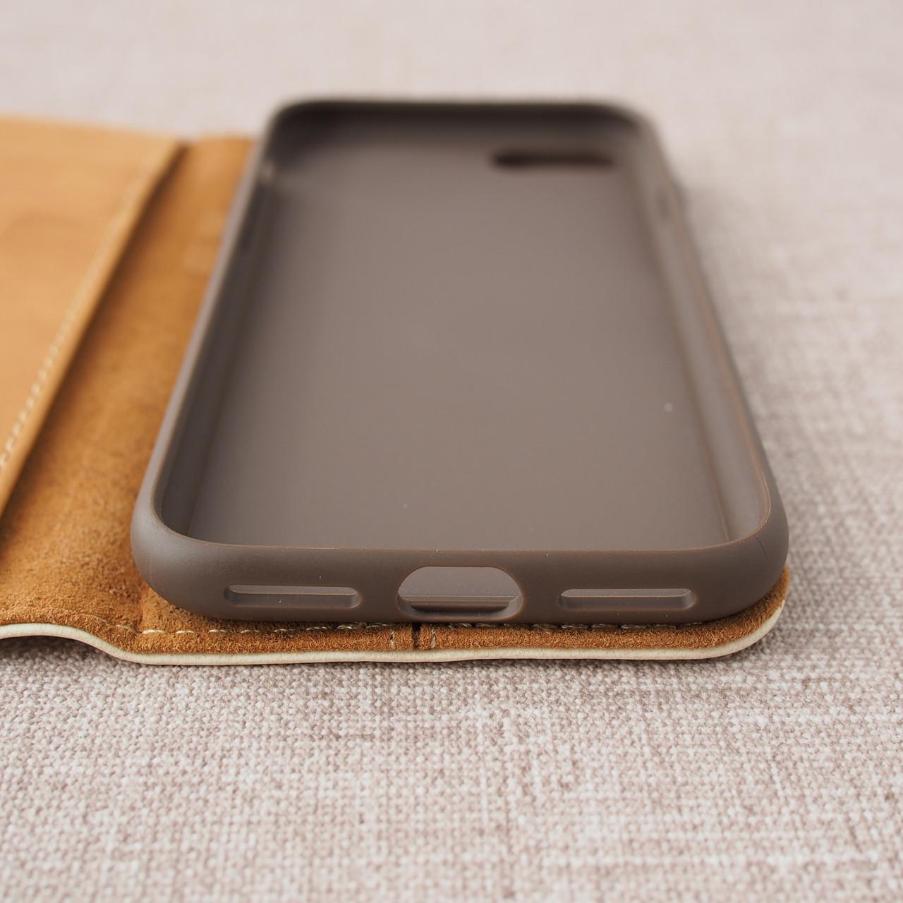 Чехол Moshi Overture Wallet iPhone 7 daisy pink Для телефона
