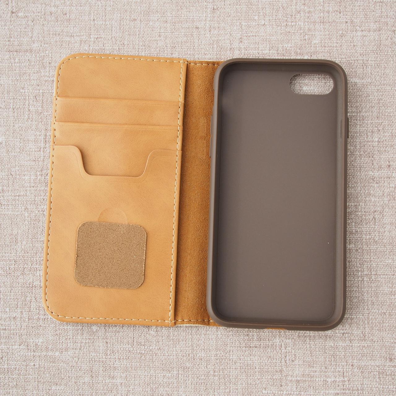 Чехол Moshi Overture Wallet iPhone 7 daisy pink