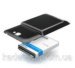 Аккумулятор Craftmann для Samsung EB595675LU N7100 GALAXY NOTE II 6200mAh Усиленный NFC BLACK