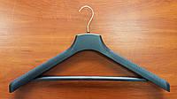 Плечики-вешалки с широкой лопаткой Д49/42/П, фото 1