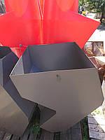 Гаситель Скорости Мусоропровода 110 см, с комплектующими (цепи, карабины), фото 2