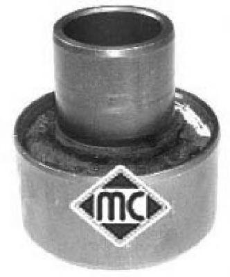 Сайлентблок балки задней (04262) Metalcaucho