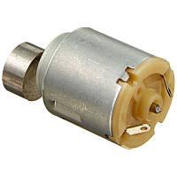 Мини Мотор Вибромотор - 3 Вольта - 7000 об./мин. - 0,01 Ампер, фото 1