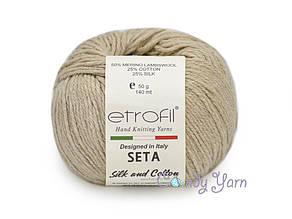 Etrofil Seta, Бежевый №5008