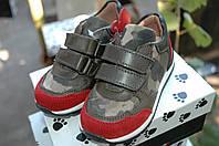 Кроссовки Panda для мальчика кожаные Италия