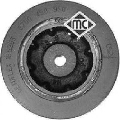 Шкив коленвала (04577) Metalcaucho