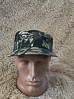 Камуфляжная кепка дубок(тёмный)
