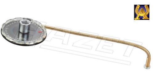 """Механический дисковой угломер 3/4"""", Hazet 6690-1"""