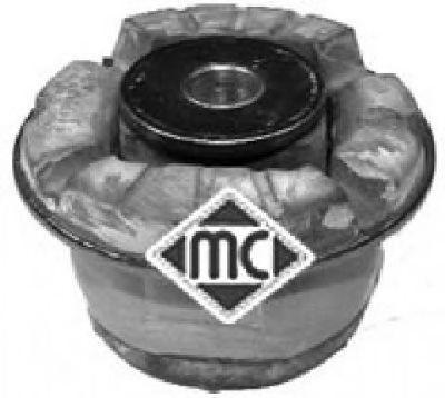 Сайлентблок балки задней (2 шт комплект на балку) (04292) Metalcaucho