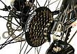 """Горный велосипед ARDIS COLORFUL 26"""", 19"""" Черный / Оранжевый, фото 7"""
