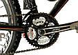 """Горный велосипед ARDIS COLORFUL 26"""" Черный /Оранжевый, фото 5"""
