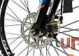 """Горный велосипед ARDIS COLORFUL 26"""", 19"""" Черный / Оранжевый, фото 8"""