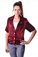 Пиджак короткий рукав FEYA-1603