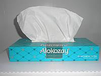 """Салфетки """"Алокозай"""" 70 шт, двухслойные гигиенические бумажные"""