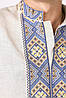 Мужская вышитая рубашка с коротким рукавом (размеры S-3XL), фото 2
