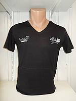 Футболка мужская ENISTE Classic стрейч 006 \ купить футболку мужскую оптом