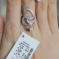 Серебряное кольцо Арт. 036, фото 1