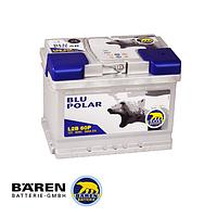 Автомобильные аккумуляторы BAREN BLU POLAR 6СТ- 60Аз 600А R