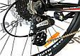 """Горный велосипед ARDIS DINAMIC 2.0 HB MTB 26"""" 15,5""""  Черный/Красный, фото 7"""