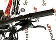 """Горный велосипед ARDIS DINAMIC 2.0 HB MTB 26"""" 15,5""""  Черный/Красный, фото 10"""
