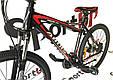 """Горный велосипед ARDIS DINAMIC 2.0 HB MTB 26"""" 15,5""""  Черный/Красный, фото 3"""