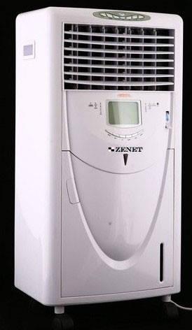Здоровая альтернатива кондиционерам — Климатические комплексы ZENET