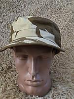 Камуфляжная кепка британка dpm (желтая)