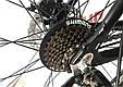 """Горный велосипед ARDIS ELITE 7.3 BIKE МТВ 28"""" 19""""  Черный/Синий, фото 7"""