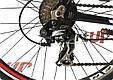 """Горный велосипед ARDIS ELITE 7.3 BIKE МТВ 28"""" 19""""  Черный/Синий, фото 8"""