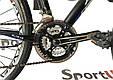 """Горный велосипед ARDIS ELITE 7.3 BIKE МТВ 28"""" 19""""  Черный/Синий, фото 6"""