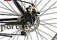 """Горный велосипед ARDIS ELITE 7.3 BIKE МТВ 28"""" 19""""  Черный/Синий, фото 9"""