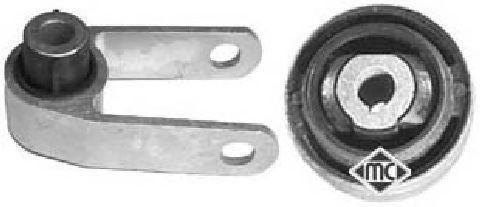 Подушка ДВС левая (04592) Metalcaucho