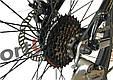 """Горный велосипед ARDIS ESCAPE MTB 26"""" 17""""  Черный/Белый, фото 7"""