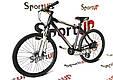 """Горный велосипед ARDIS ESCAPE MTB 26"""" 17""""  Черный/Белый, фото 2"""