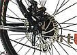 """Горный велосипед ARDIS ESCAPE MTB 26"""" 17""""  Черный/Белый, фото 9"""