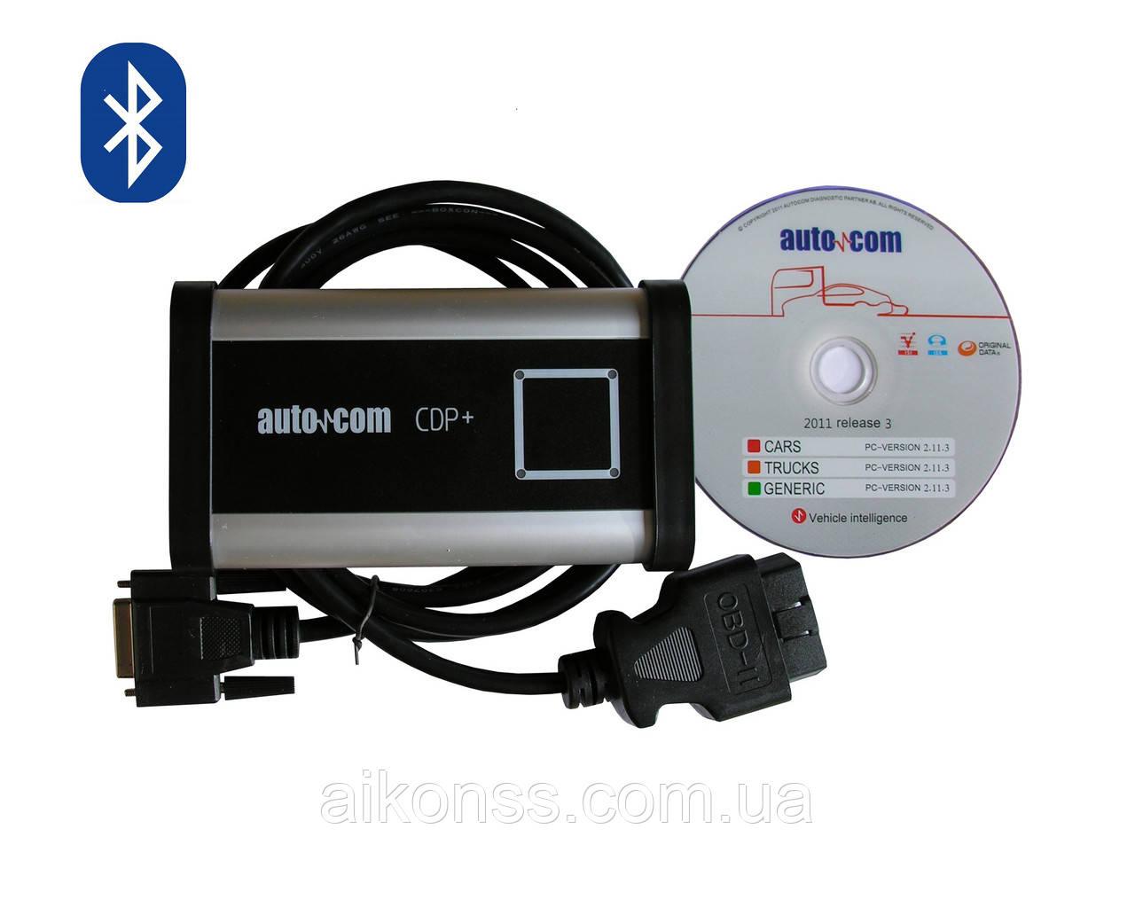 Bluetooth 2014R3 Autocom CDP+ TCS DS150 сканер мультімарочний