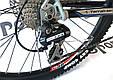 """Горный велосипед ARDIS EXPEDITION MTB 26"""" 19""""  Черный/Белый, фото 8"""