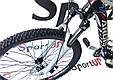"""Горный велосипед ARDIS EXPEDITION MTB 26"""" 19""""  Черный/Белый, фото 5"""