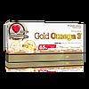 Olimp Labs Gold Omega-3 (65%) + vit E 60 caps