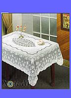 Скатерть Ажур 120-150 см, фото 1