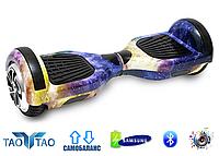 "Гироборд Smart Balance Wheel 6,5"" TaoTao, Космос"