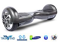"""Гироборд Smart Balance Wheel 6,5"""" TaoTao, Карбон"""