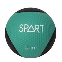 Медбол 9 кг SPART Medicine Ball 9 Мяч гимнастический, медицинский, утяжеленный