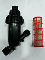 Фильтр 3/4 (сетка) для капельного полива.
